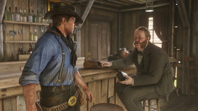 RED DEAD REDEMPTION 2 : Official Game Direct Free Download