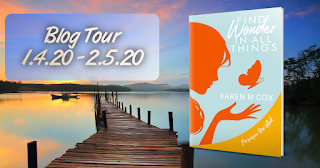 Blog Tour: Find Wonder in All Things  by Karen M Cox