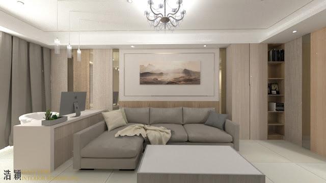 浩穎室內設計 - 府城在地室內設計