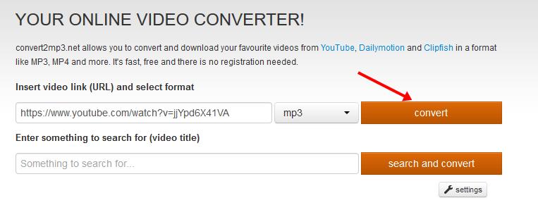 cara download video youtube jadi format mp3