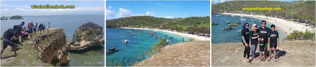 Paket Tour Harian Pantai Pink