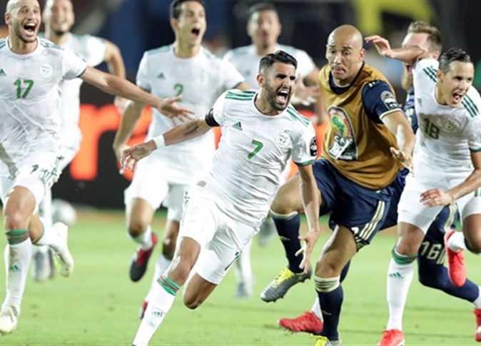 تقرير مباراة الجزائر ومالي في لقاء ودي