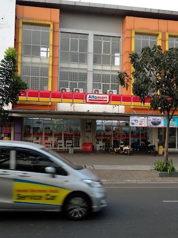 Alfamart Ruko Fortune 2 Tangerang
