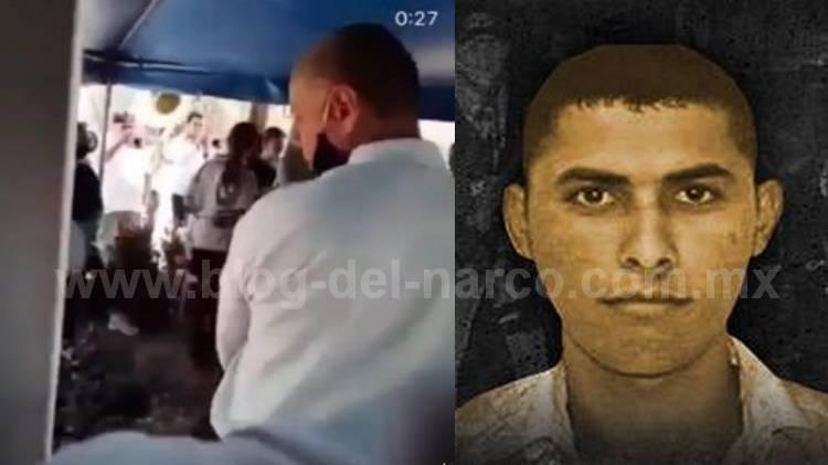 """VÍDEO: Funeral 'El Chino Ántrax"""":  Entre banda y gritos Así despidieron al jefe de Sicarios del Mayo Zambada y el Chapo Guzmán"""