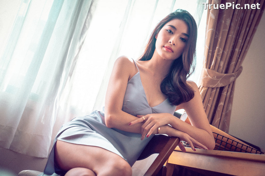 Image Thailand Model - Ness Natthakarn (น้องNess) - Beautiful Picture 2021 Collection - TruePic.net - Picture-47