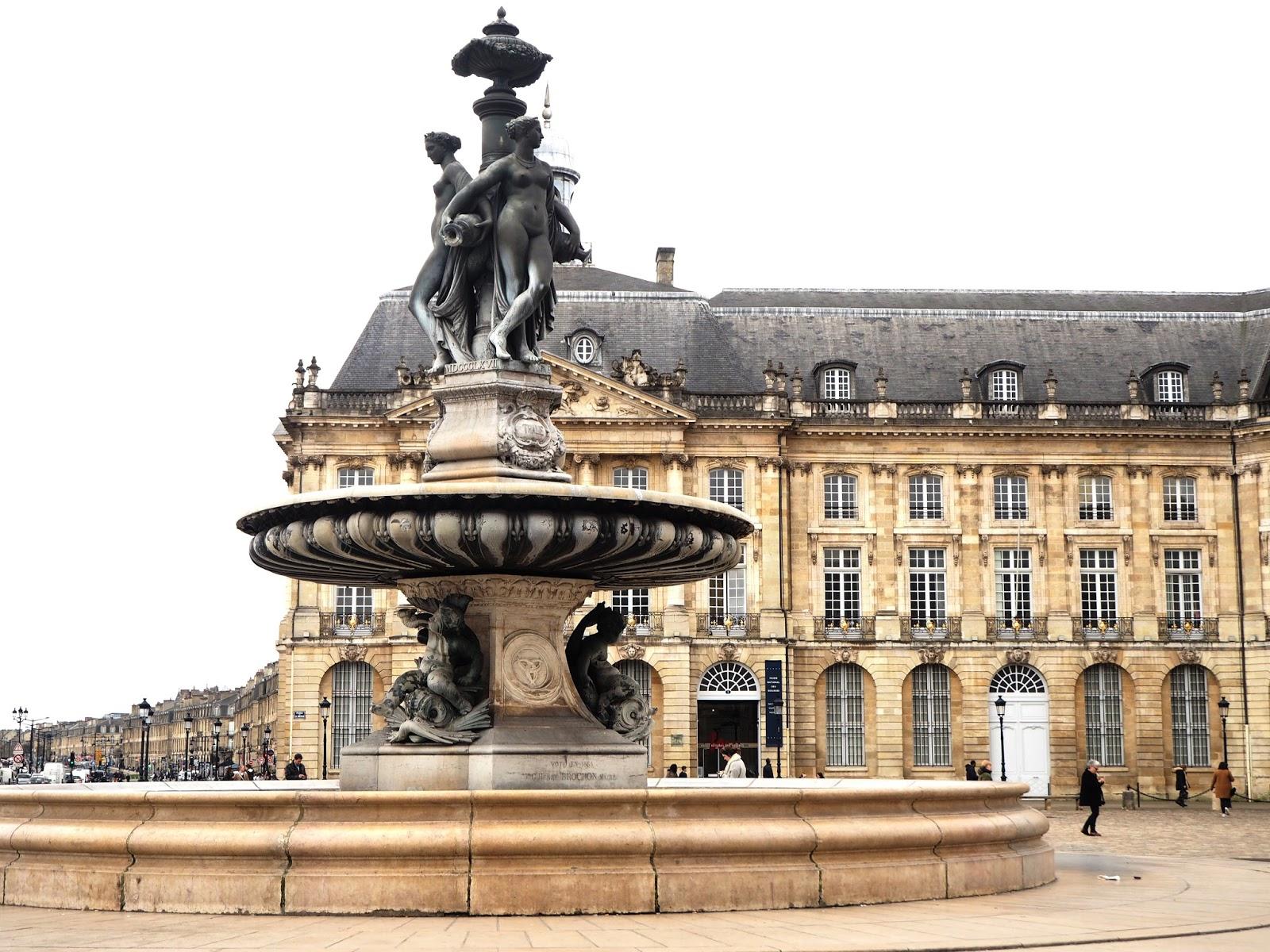 La Bourse, Bordeaux
