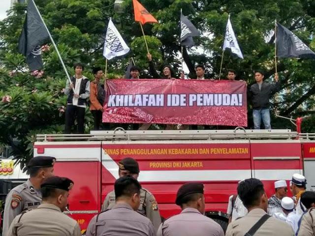 Klaim Habib Rizieq NKRI Bersyariah Cinta NKRI dan Tidak Anti Kebhinekaan, Tapi Mau Kembalikan 7 Kata Sila Pertama Pancasila yang Dulu Sepakat Dihapus Ulama Indonesia