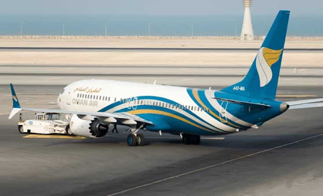 Oman Air cancels 877 flights from 14th July to 31st August 2019