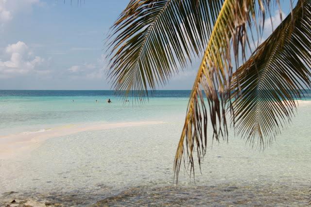 Belizessä Belizeen ranta