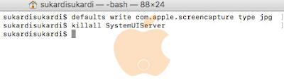 6 Cara Print Screen MacBook dan Melihat Hasil Screenshot di Mac [serta Mengganti Tipe File Screenshot Mac]
