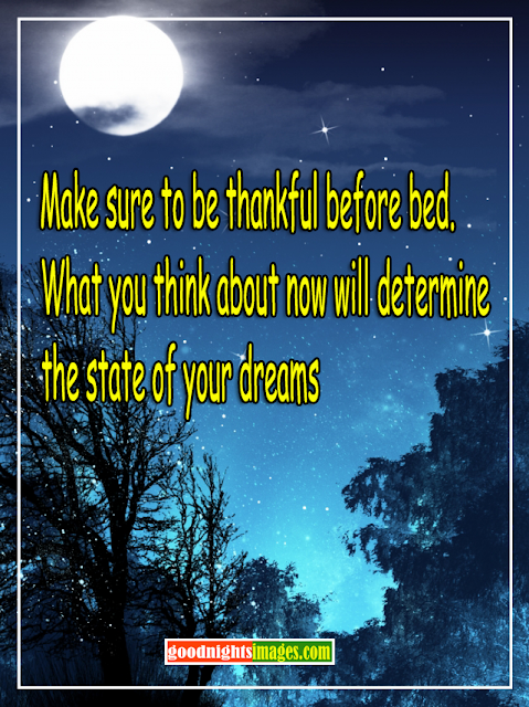 Good Night Motivational Quotes