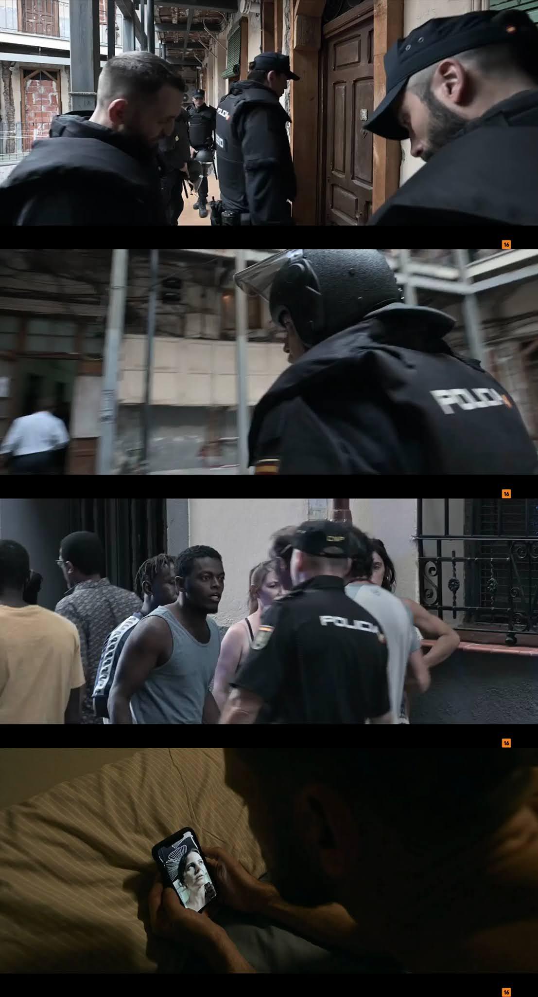 Antidisturbios Temporada 1 HD 720p Castellano (2020)