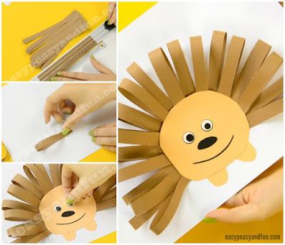 Dodatkowe Jeże kreatywnie - ponad 20 pomysłów DIY - Pomysłowe Smyki Mamy XL03