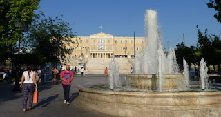 Plaza Sintagma.