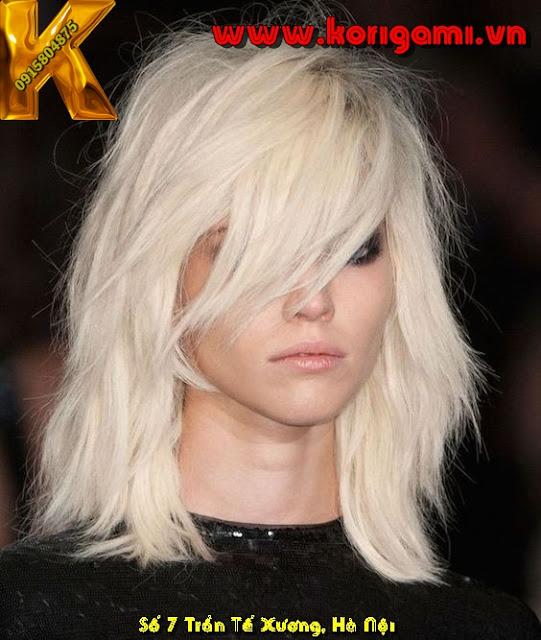 tóc nữ
