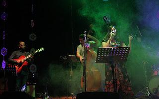 Nicole Nietzchmann festival jazz algarrobo chile / stereojazz
