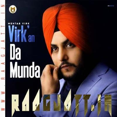 Virkan Da Munda by Mehtab Virk lyrics