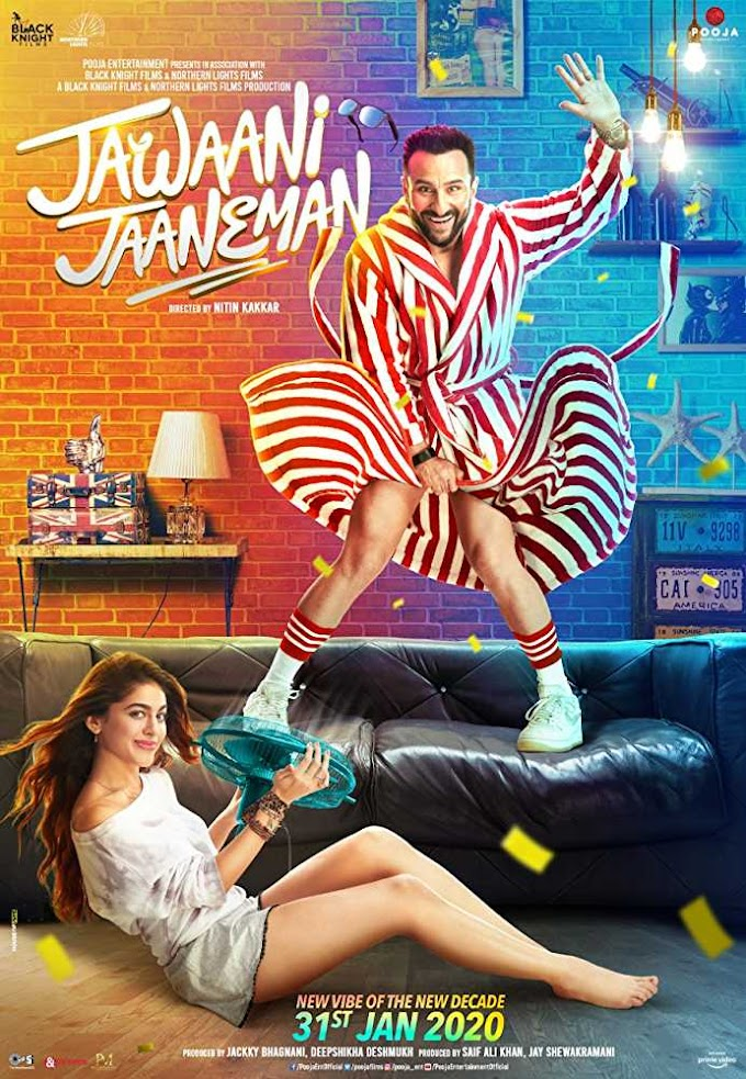 Jawaani Jaaneman Full HD Movie Download 2020 in 720p