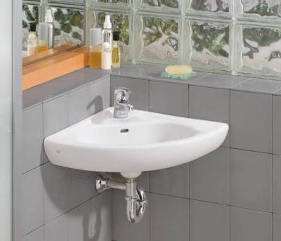 Mua lavabo phù hợp cho phòng tắm diện tích nhỏ