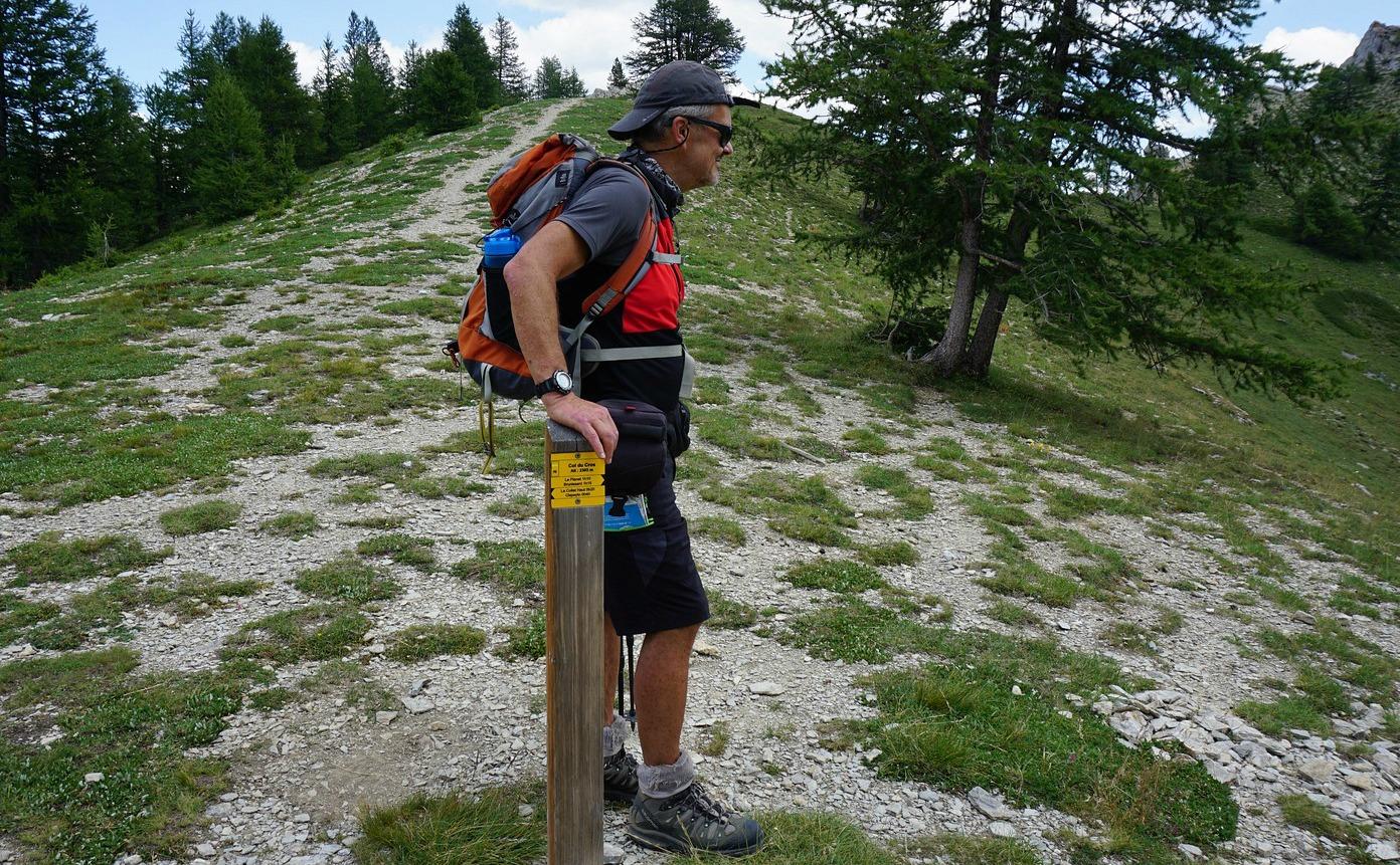 Col du Cros 2303 m