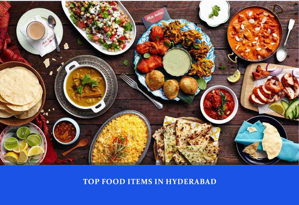 Top food items in hyderabad hyderabad the heart of for Crystal 7 cuisine hyderabad