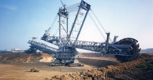 Bucket Wheel Excavator Specifications: Getting the Facts of the Machines