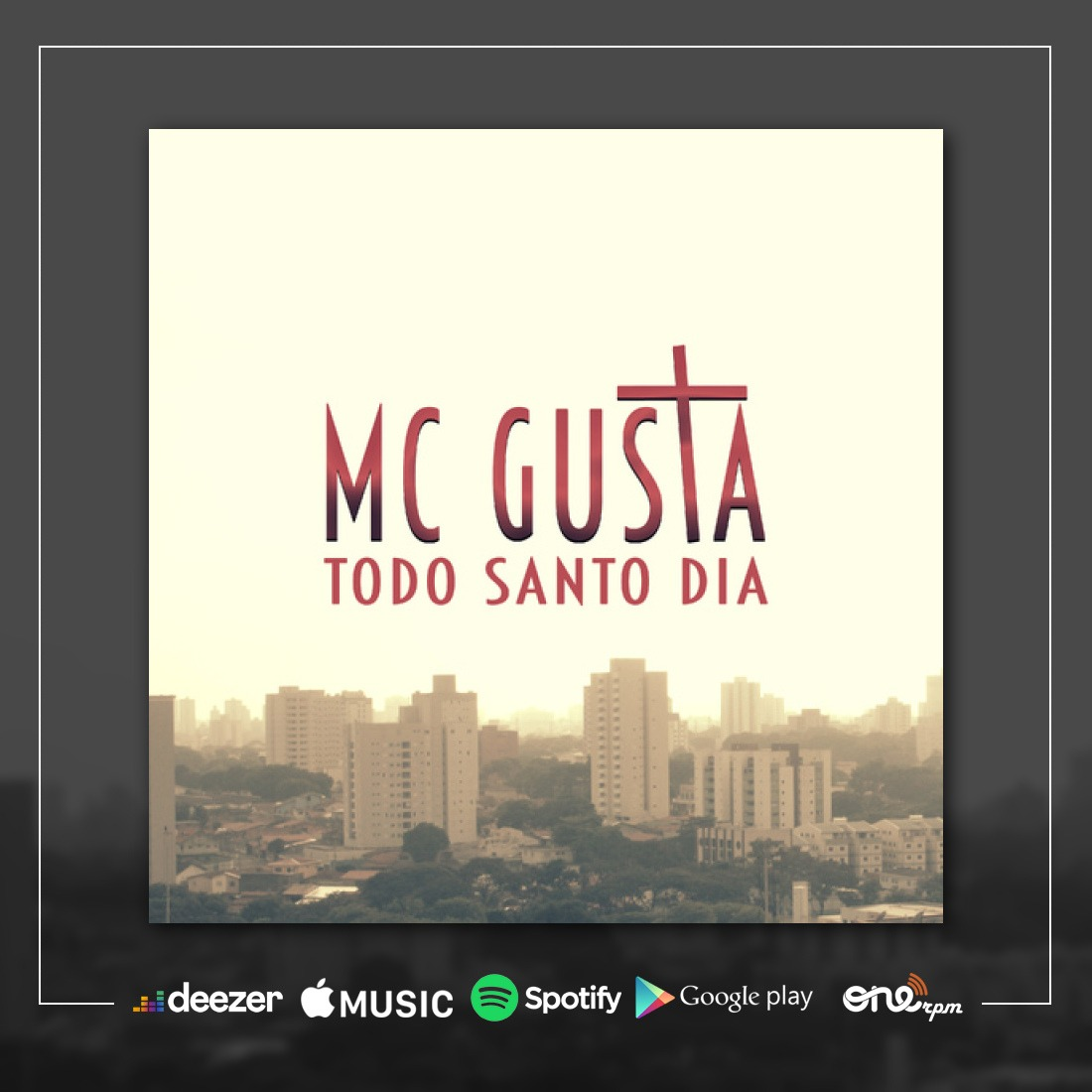 MC Gusta - Todo Santo Dia #FortaleceAí