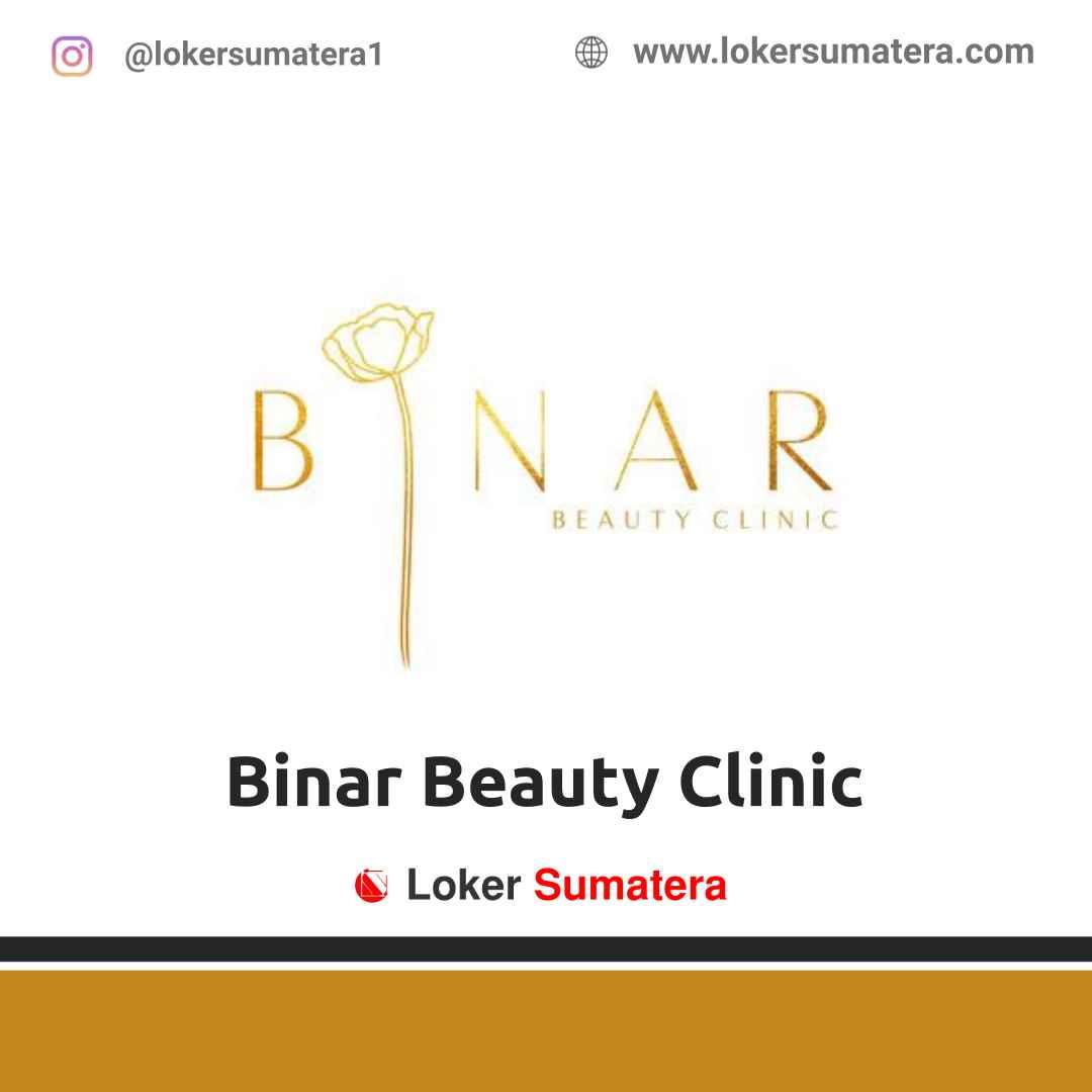 Lowongan Kerja Bengkulu: Binar Beauty Clinic Maret 2021