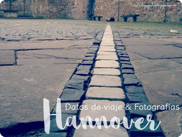 Hannover: datos de viaje y fotografías.