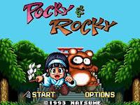 Pocky & Rocky Collection