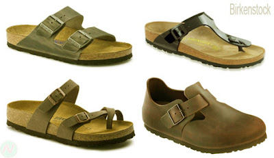 Birkenstock, Birkenstock sandals,