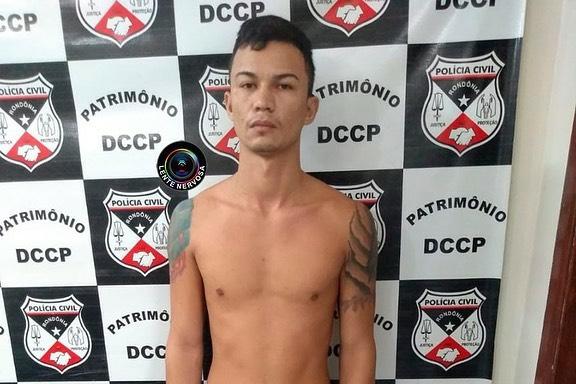 Polícia Civil prende acusado de assassinar trabalhador na zona leste da capital