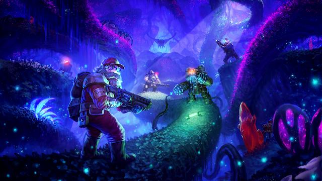 Deep Rock Galactic Update 33 se lanza el 4 de febrero