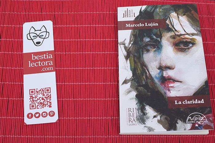 «La Claridad», de Marcelo Luján (Páginas de Espuma)