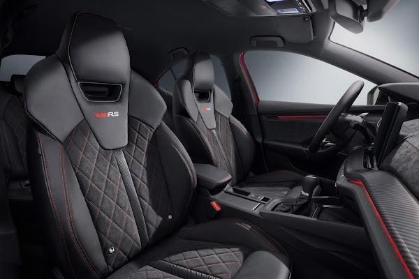 Novo Skoda Octavia RS 2020 lançado na Europa - detalhes