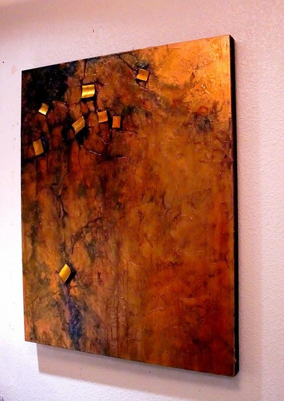 Carol Nelson Fine Art Blog Quot Buried Treasure Quot 12002 Mixed