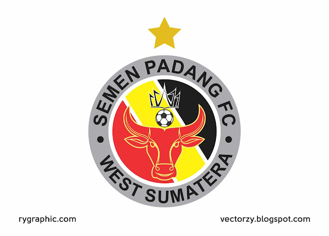 Logo Semen Padang FC Vektor CorelDraw