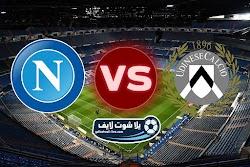 نابولي يتصدر الدوري الإيطالي برباعية أمام أودينيزي