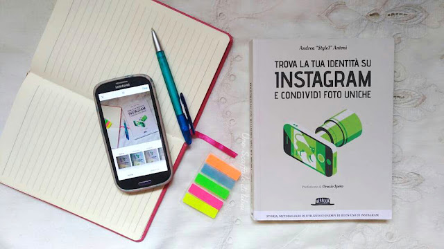 Trova la tua identità su Instagram e condividi foto uniche di Andrea Antoni