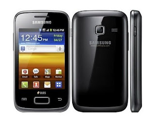 Harga Handphone Samsung C3312 Deluxe Duos