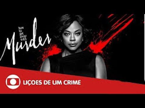 """Nova série """"Lições de um Crime"""" será exibido na Globo"""