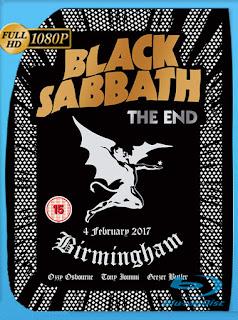 Black Sabbath – The End: Live in Birmingham (2017) HD [1080p] Concierto [GoogleDrive] SilvestreHD