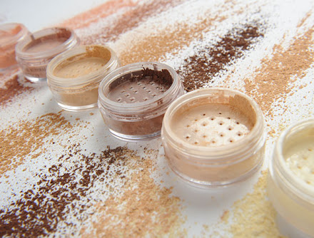 Diy Concealing Foundation Powder Highlighter For Oily Skin