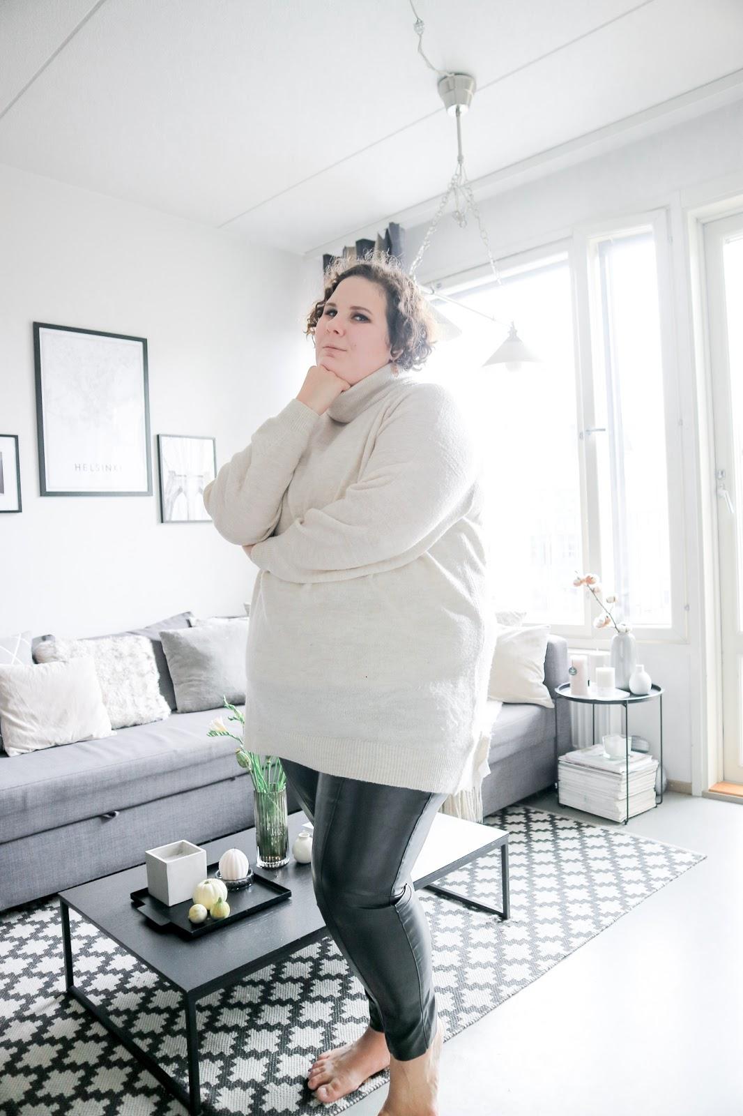 Big mamas home by Jenni S. 20 randomia kysymystä - haaste