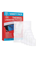 5MIL Thermal Laminating Pouches, 150 count