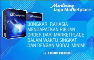 Jago Marketplace Tanpa Ribet