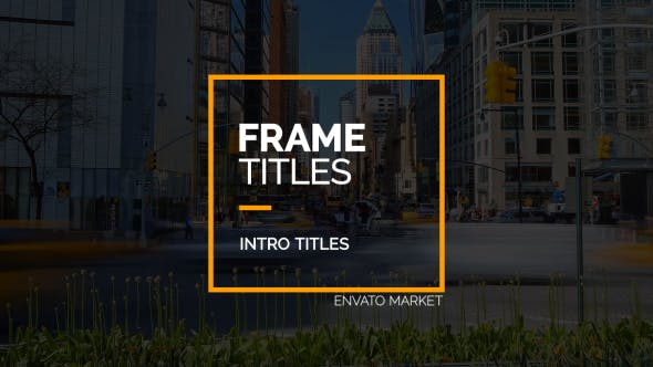 Frame Titles[Videohive][After Effects][16533663]