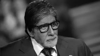 amitabh bachchan on his vision problem