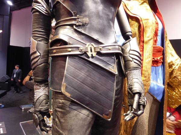 Valkyrie Thor Ragnarok costume detail
