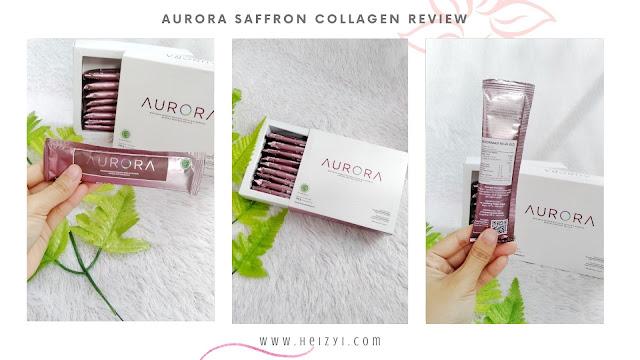 harga Aurora Saffron Collagen